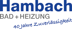 Hambach Bad + Heizung